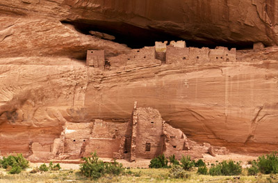White House at Canyon de Chelly